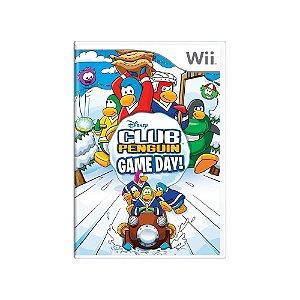 Club Penguin: Game Day! - Usado - Wii