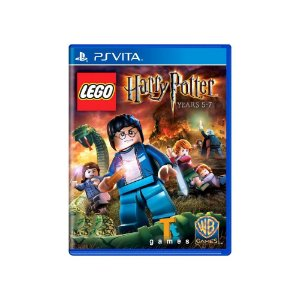 LEGO Harry Potter: Years 5-7 - Usado - Ps Vita