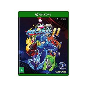 Jogo Mega Man 11 -  Usado  - Xbox One