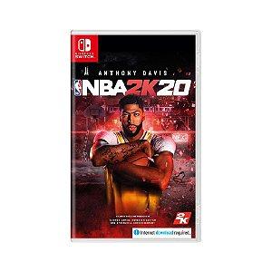 NBA 2K20 - Usado - Switch