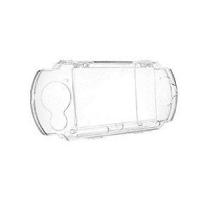 Case Acrílica transparente - Usado - PSP