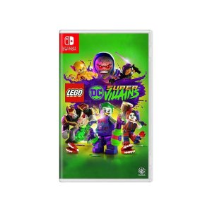 LEGO DC Super-Villains - Usado - Switch
