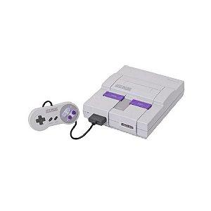 Console Super Nintendo - Usado - Nintendo