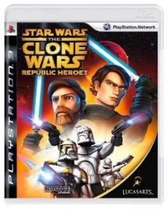 Star Wars The Clone Wars: Republic Heroes - |Usado| - Ps3