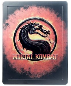 Mortal Kombat - SteelBox - |Usado| - PS3