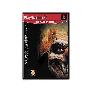 Twisted Metal: Black - Usado - PS2
