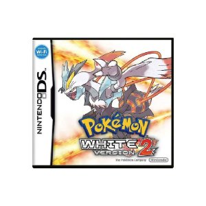 Pokémon White Version 2 - Usado - DS