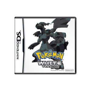 Pokémon White Version - Usado - DS