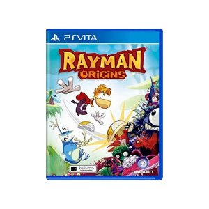 Rayman Origins - Usado - Ps Vita
