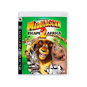Madagascar: Escape 2 Africa - Usado - PS3