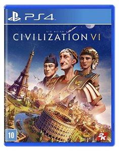 Sid Meier's Civilization VI - PS4