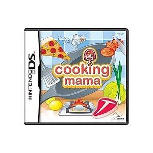Jogo Cooking Mama - |Usado| - Ds