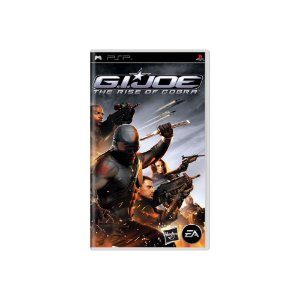 G.I. Joe The Rise of Cobra - Usado - PSP