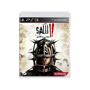 Saw II: Flesh & Blood - Usado - PS3