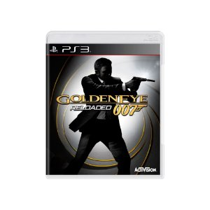 GoldenEye 007: Reloaded - Usado - PS3