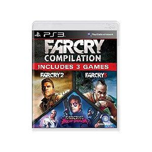 Far Cry Compilation (Far Cry 2 + Far Cry 3) - Usado - PS3