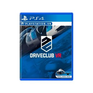 Driveclub VR - Usado - Ps4