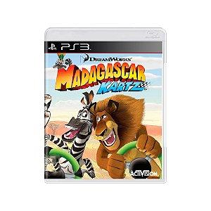 Madagascar Kartz - Usado - PS3