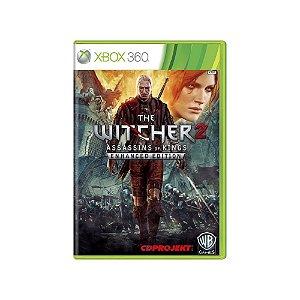 The Witcher 2 Assassins of Kings (Enhanced Ed.) Usado X360