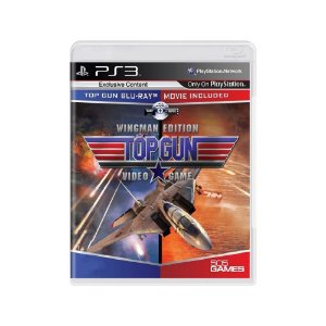 Top Gun: The Videogame - Usado - PS3