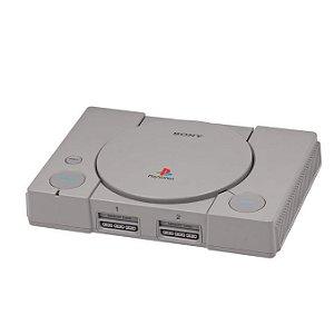 Playstation 1 Fat - |Usado| - PS1