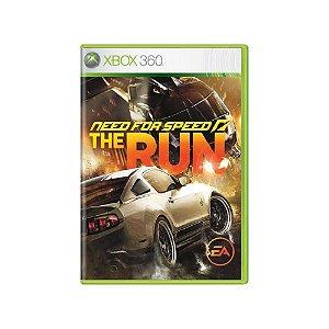 Need for Speed The Run - Usado - Xbox 360