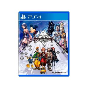 Kingdom Hearts HD 2.8 Final Chapter Prologue - Usado - PS4