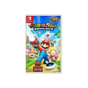 Mario + Rabbids Kingdom Battle - Usado - Switch