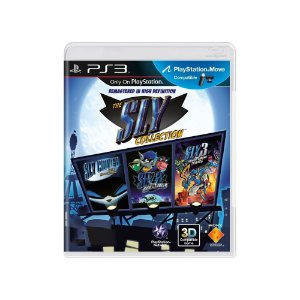 The Sly Collection - Usado - PS3