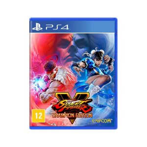 Street Fighter V (Champion Edition) - PS4