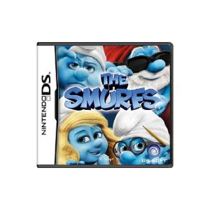 The Smurfs - Usado - DS