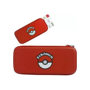 Case PowerA Hard Pouch Pokémon Pokeball - Switch