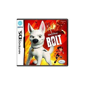Jogo Bolt - |Usado| - Ds