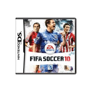 Jogo FIFA Soccer 10 - |Usado| - Ds