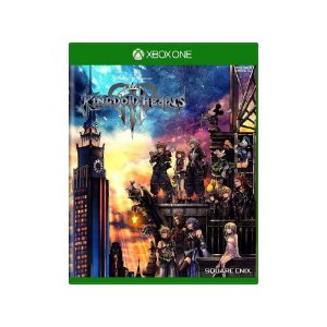 Kingdom Hearts III  - Usado - Xbox One
