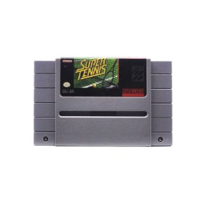 Super Tennis - Usado - SNES