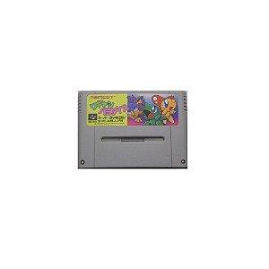 Wagyan Paradise - Usado - Super Famicom
