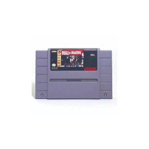 NBA Pro Basketball Bulls vs Blazers - Usado - Super Nintendo