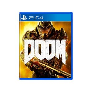 Doom - Usado - PS4