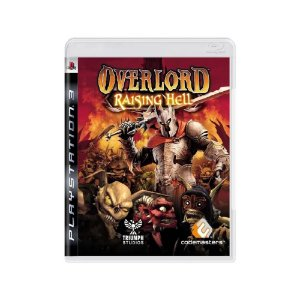 Overlord Raising Hell - Usado - PS3