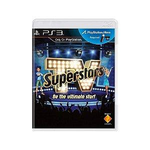 TV Superstars - Usado - PS3