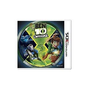 Jogo Ben 10 Omniverse - |Usado| - 3DS