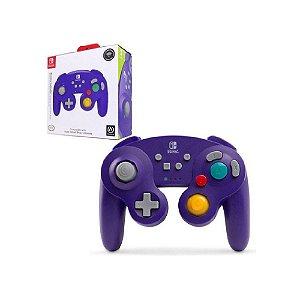 Controle PowerA Gamecube (Sem Fio) - Switch