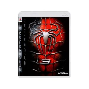 Spider-Man 3 - Usado - PS3