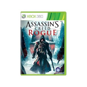 Assassin's Creed Rogue - Usado - Xbox 360