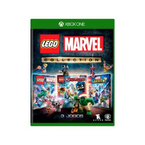 Jogo LEGO Marvel Collection - Xbox One