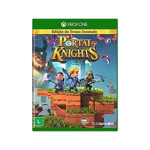 Portal Knights (Edição do Trono Dourado) - Xbox One