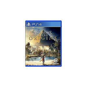 Assassin's Creed Origins - Usado - PS4
