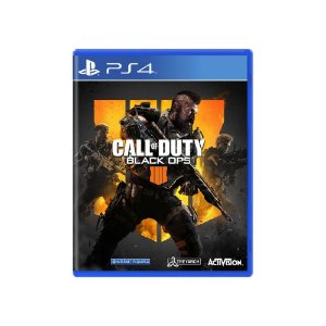 Call of Duty Black Ops 4 - Usado PS4