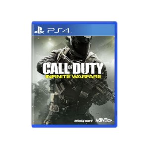 Call of Duty: Infinite Warfare - Usado - PS4